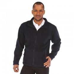 Plain Fleece Jacket Standout Adamsville Regatta 240 GSM