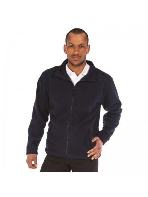 Plain Fleece Jacket Standout Adamsville Regatta 240 GSM
