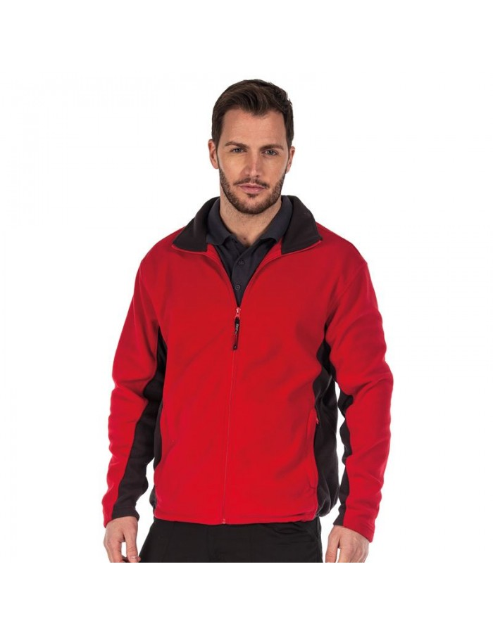 Plain Fleece Jacket Energise II Regatta 280 GSM