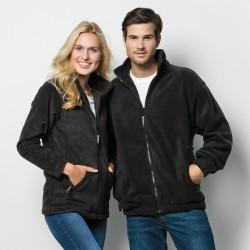 Plain Fleece Jacket Antarctec Kustom Kit 300 GSM