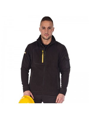 Plain Fleece Jacket Sitebase Regatta Hardwear 280 GSM