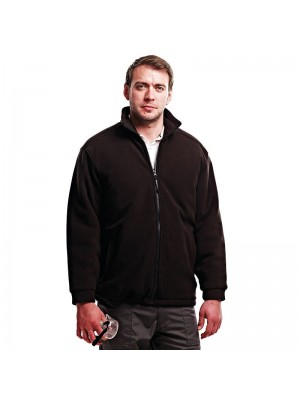 Plain Fleece Jacket Asgard II Quilted Regatta 250 GSM