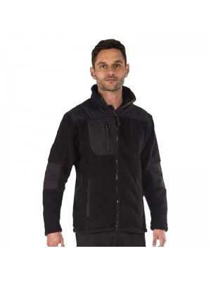 Plain Fleece Jacket Hardwear Seismic Regatta 350 GSM