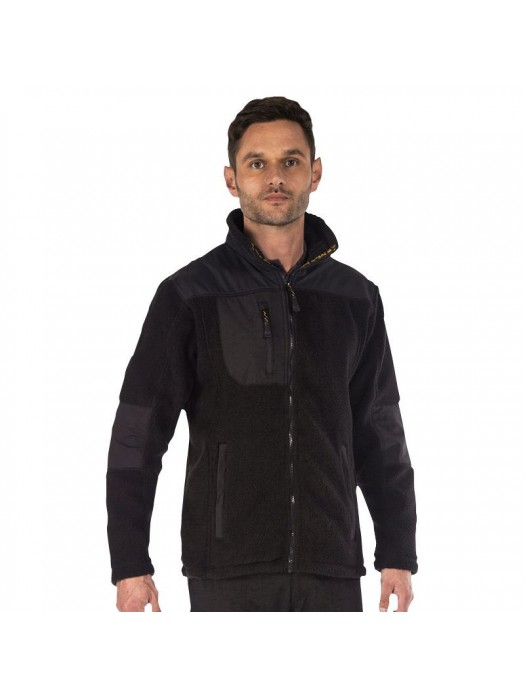 Plain Fleece Jacket Hardwear Seismic Regatta 350 GSM