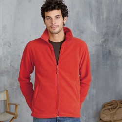 Plain Micro Fleece Jacket Falco Kariban 300 GSM