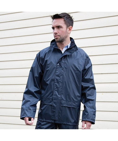 Plain Jacket Core Waterproof Over Result