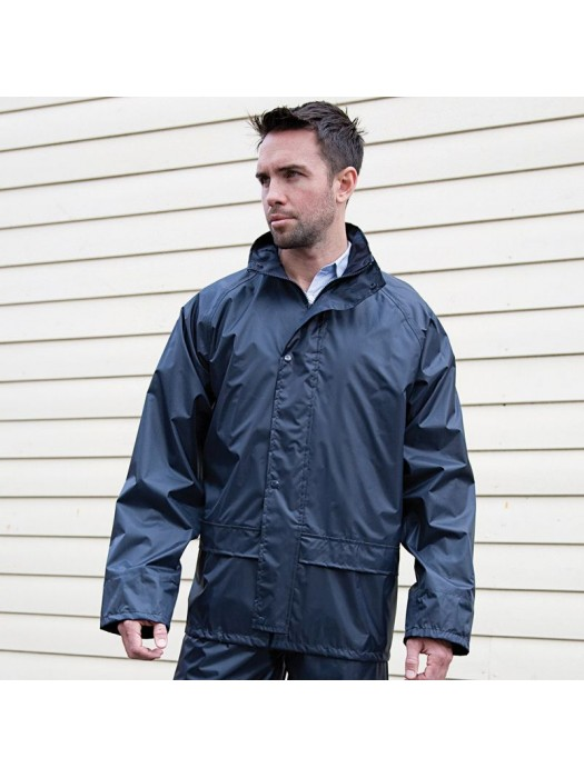 Plain Jacket Core Waterproof Over Result