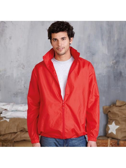 Plain Jacket Windbreaker Kariban