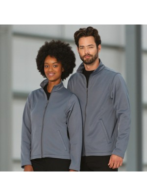 Plain Smartshell Jacket Ladies Uproar Russell