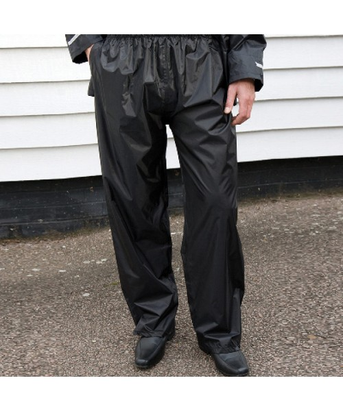 Plain Waterproof Over Trousers Core Result
