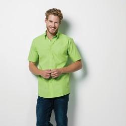 Plain Shirt Short Sleeve Workforce Kustom Kit 115 GSM