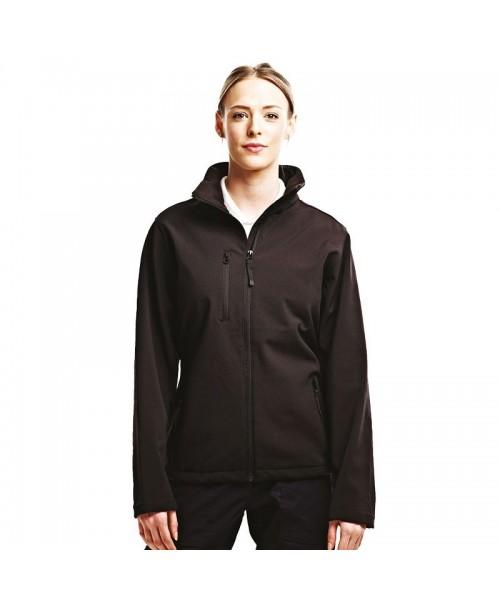 Plain Soft Shell Jacket Ladies Void Regatta