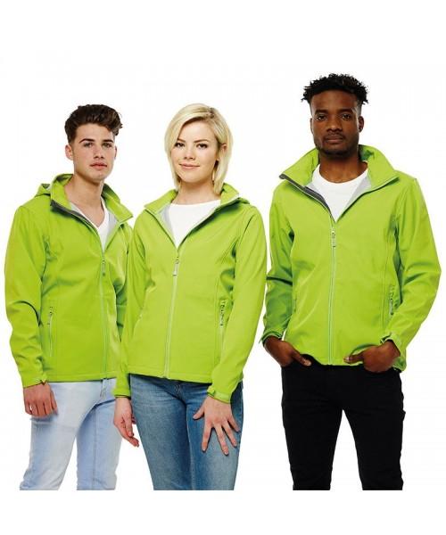 Plain Soft Shell Jacket Standout Arley Regatta