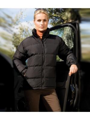 Plain Feel Jacket Ladies Holkham Down Result