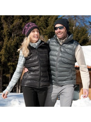 Plain Gilet Ice Bird Padded Result