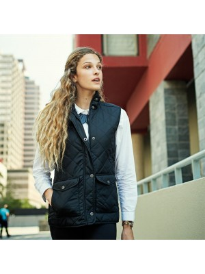 Plain Bodywarmer Tarah Quilted Regatta