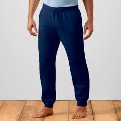 Plain Pants Blend Cuffed Sweat Gildan 279 GSM