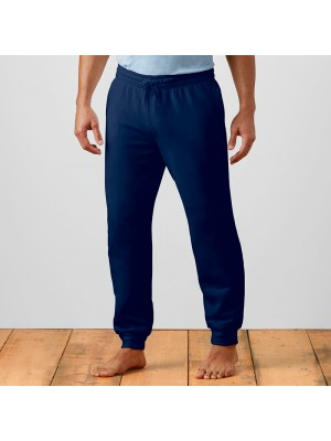 Plain Pants Blend Cuffed Sweat Gildan 279 GSM