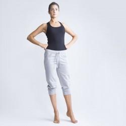 Plain Jog Pants 3/4 Ladies Skinnifit 280 GSM