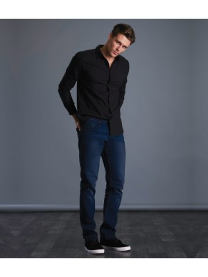 Plain Jeans Mens Leo Straight So Denim