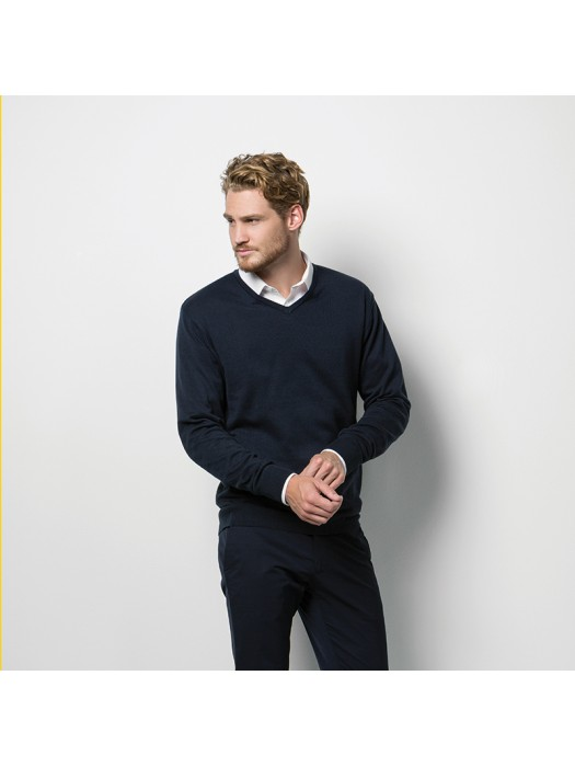 Plain V Neck Sweater Arundel Kustom Kit