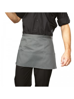 Plain Apron 3-Pocket Premier 195 GSM