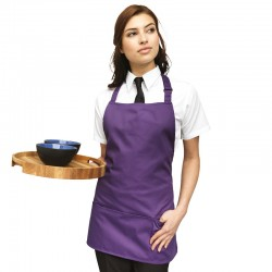 Plain Apron 2-in-1 Premier 195 GSM