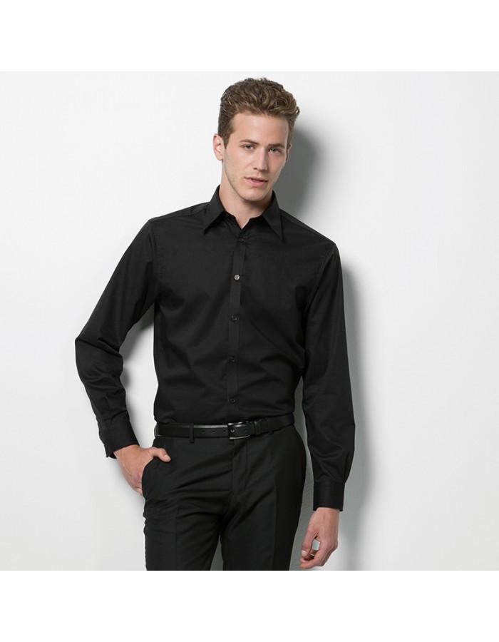 Plain Shirt Long Sleeve Kustom Kit 120 GSM