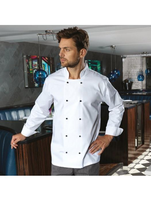 Plain Jacket Cuisine Chef's Premier 195 GSM