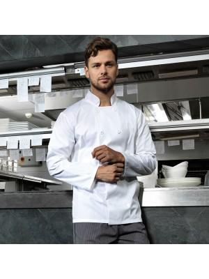 Plain Jacket Chef's Premier 195 GSM