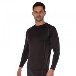 Plain T-Shirt Premium Base Long Sleeve Regatta 190 GSM