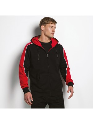 Plain Hooded Jacket Racing Clubman Gamegear 280 GSM