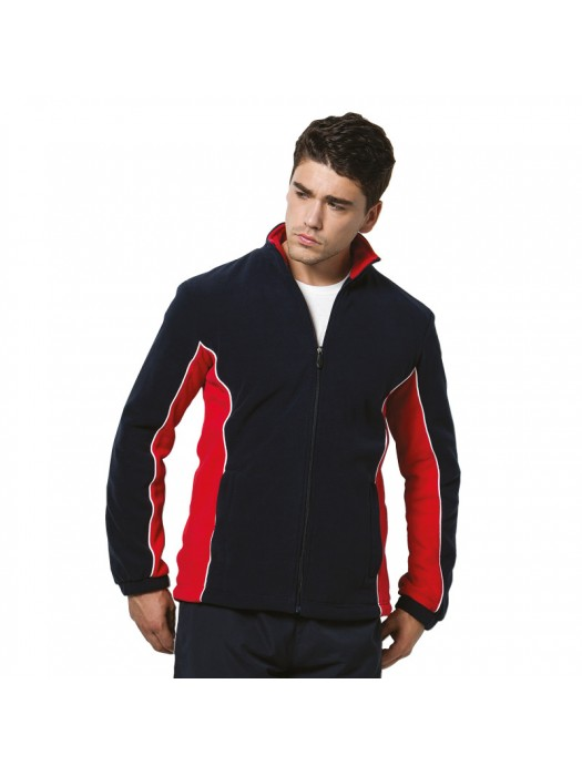 Plain Track Jacket Micro Fleece Gamegear 280 GSM