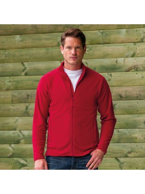 Plain Jacket Micro Fleece Russell 190 GSM