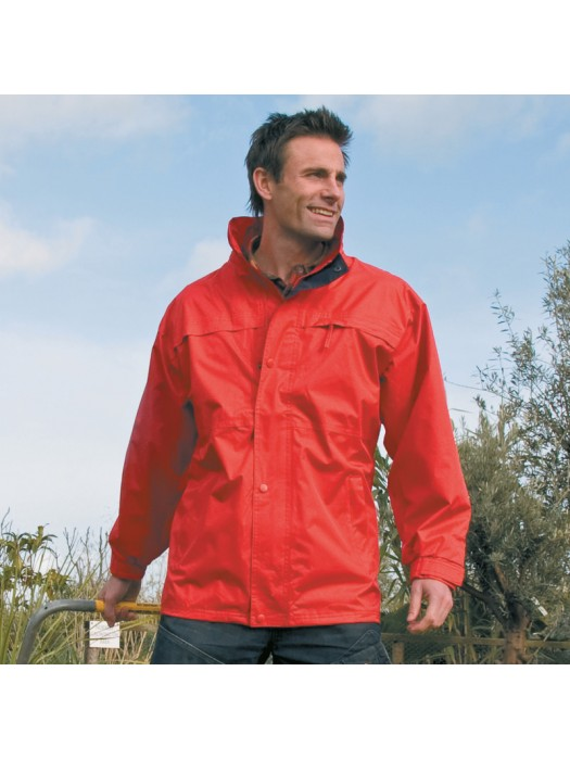 Plain Jacket Multi-Function Midweight Result