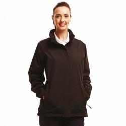 Plain Waterproof Shell Jacket Ladies Void Regatta
