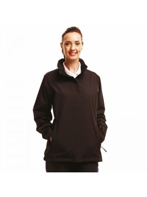 Plain Waterproof Shell Jacket Ladies Void Regatta