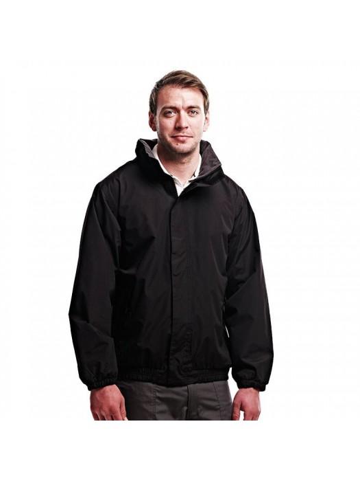 Plain Jacket Dynamo Waterproof Bomber Regatta