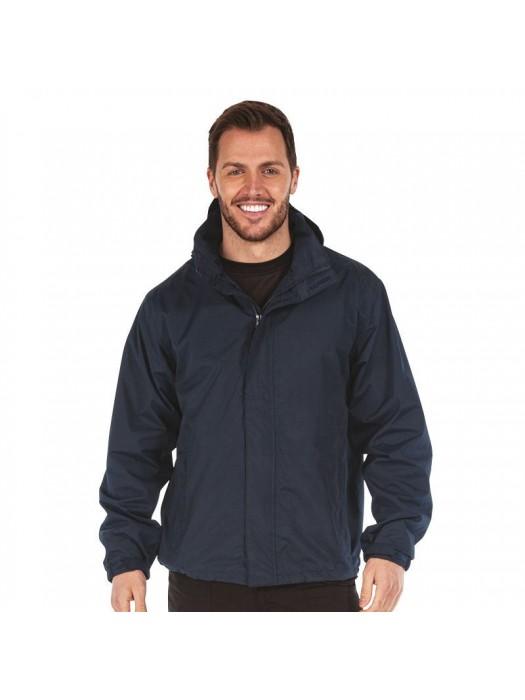 Plain Waterproof Jacket Pace II Lightweight Regatta