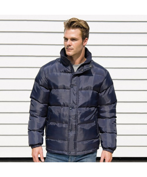 Plain Jacket Nova Lux Padded Result