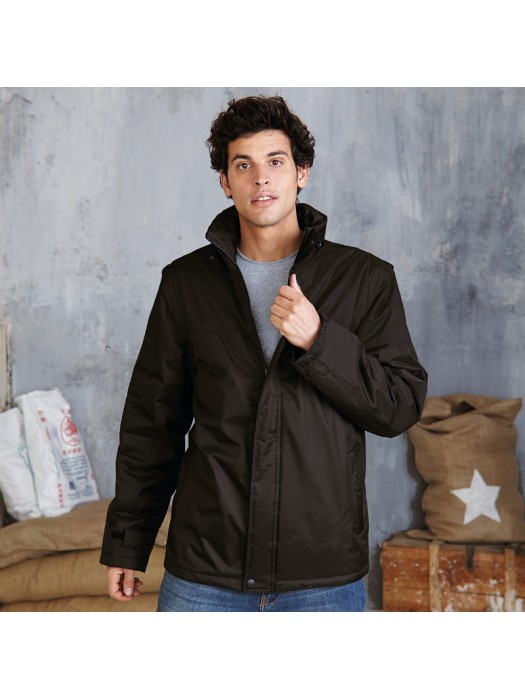 Plain Jacket Zip Off Sleeve Kariban