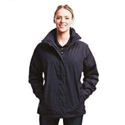 Plain Jacket Ladies Beauford Waterproof Insulated Regatta