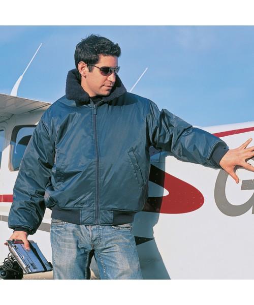 Plain Jacket Vintage Flying Result