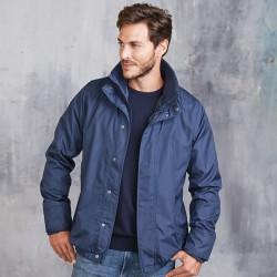 Plain Blouson Jacket Fleece Lined Kariban