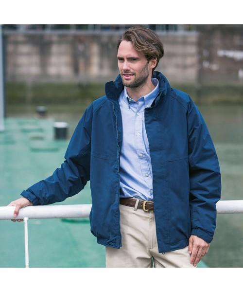 Plain Waterproof Jacket Insulated Henbury