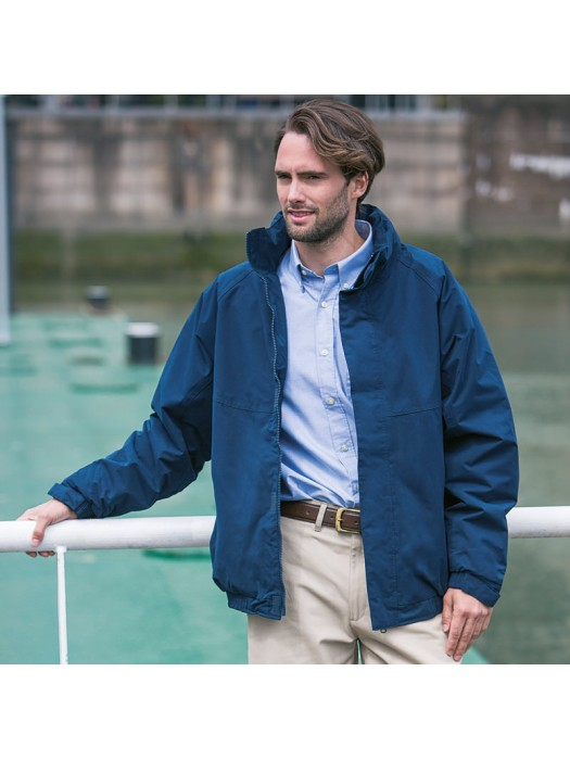 Plain Waterproof Jacket Insulated Henbury