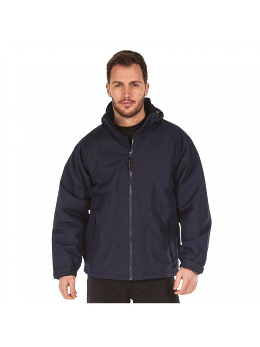 Plain Insulated Jacket Hudson Waterproof Regatta