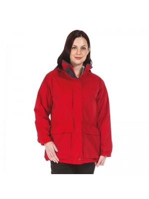 Plain Insulated Jacket Ladies Darby II Waterproof Regatta