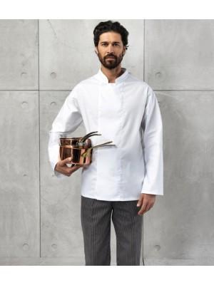 Plain Jacket Coolmax Chef's Premier 195 gsm GSM