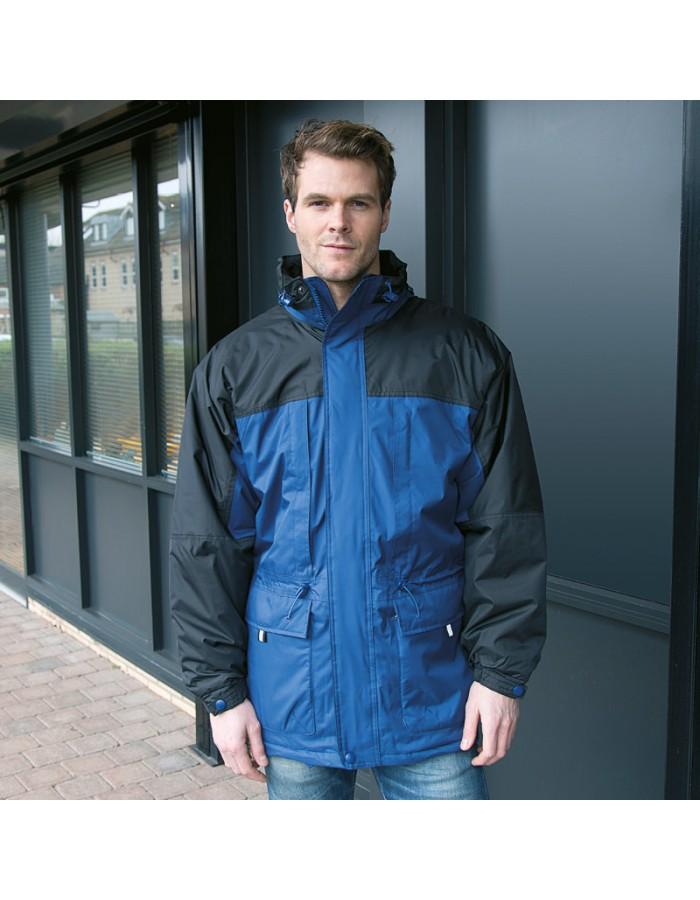 Plain Jacket Multifunction Winter Result